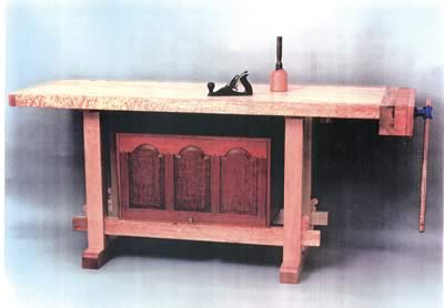 custom workbench tombstone
